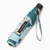 Pieni pioni / 折りたたみ傘 / グリーンxグリーンxブルー